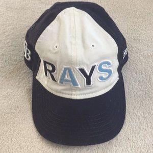 Unisex New Era TB Rays Baseball Cap Toddler Size